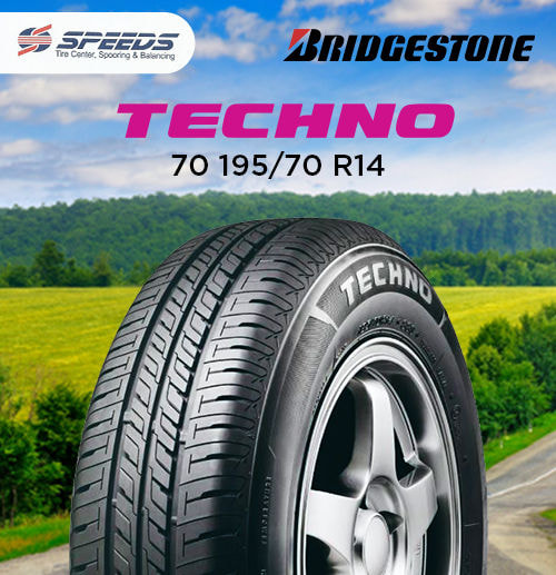 Ban Techno 70 195/70 R14