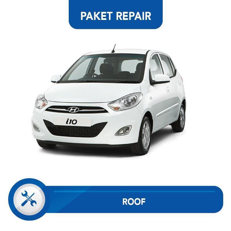 Subur OTO Paket Jasa Reparasi Ringan & Cat Roof Mobil for Hyundai I10