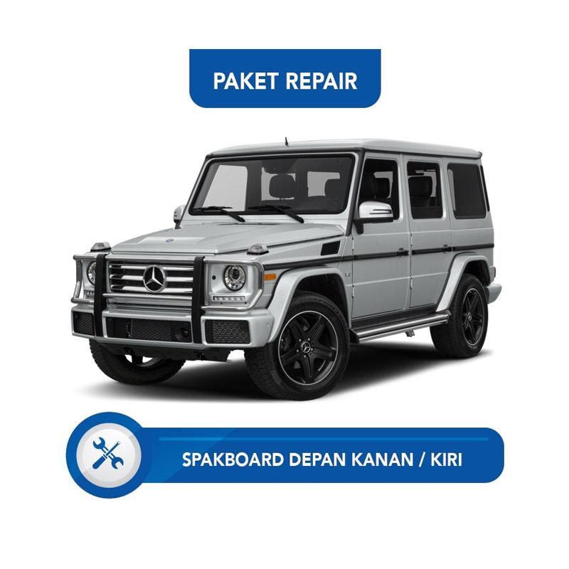 Subur OTO Paket Jasa Reparasi Ringan & Cat Mobil for Mercy G Class [Spakbor Depan Kanan or Kiri]