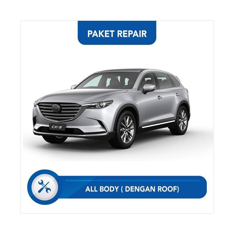 Subur OTO Paket Jasa Reparasi Ringan & Cat Mobil for Mazda CX9 [All Body]