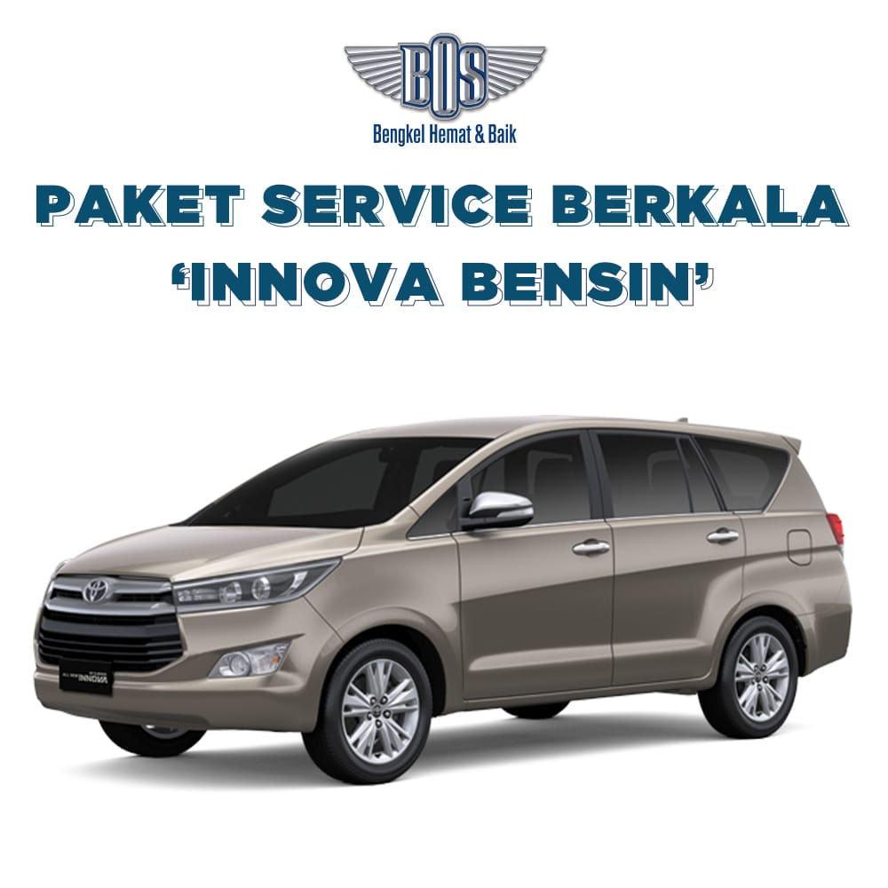 Paket Service Berkala Innova
