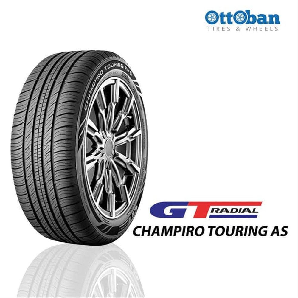 GT Radial Champiro Touring A/S 225/60 R18 [CRV, Xtrail]