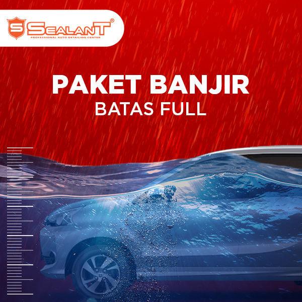 Salon Mobil BANJIR Full - Klp Gading