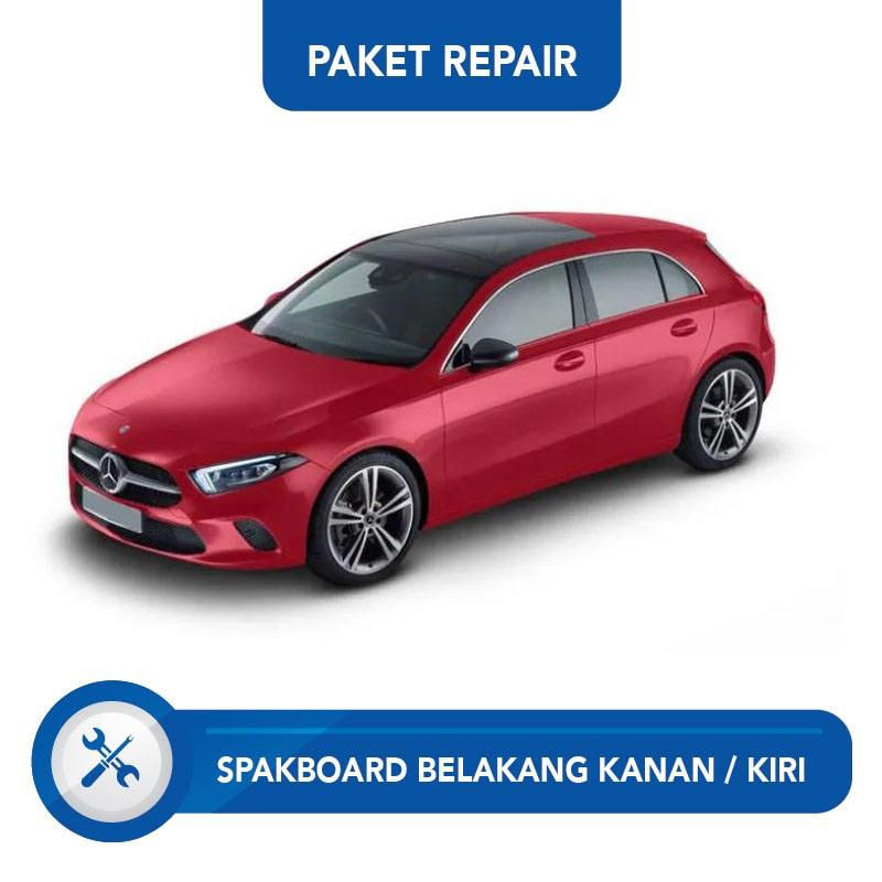 Subur OTO Paket Jasa Reparasi Ringan & Cat Spakbor Belakang Kanan atau Kiri for Mobil Mercy A Class