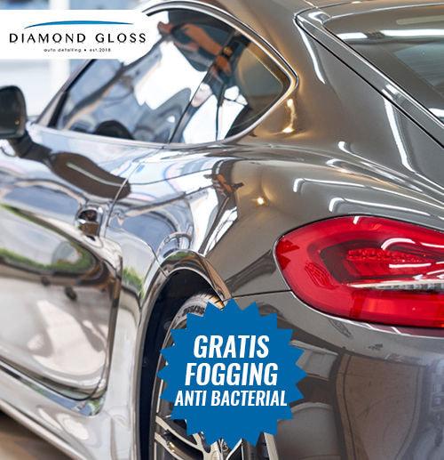 Body Guard + Glass Fusion Full (Jakarta)