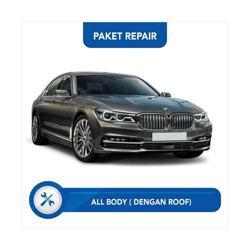 Subur OTO Paket Jasa Reparasi Ringan & Cat for Mobil BMW 7 Series [All Body]