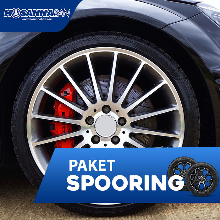 Paket Spooring - Hosanna Ban