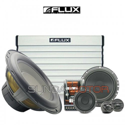 Paket Audio 3 Ways Flux FS 360