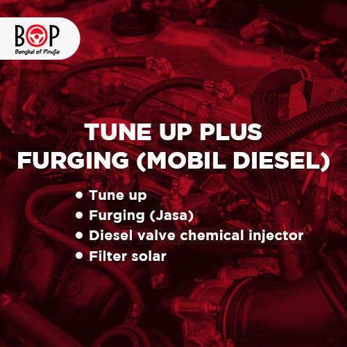 Tune Up Plus Purging (Mobil Diesel)