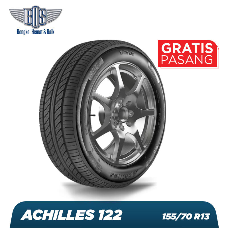 Ban Mobil Achilles 122 - 155/70 R13 75T - GRATIS JASA PASANG DAN BALANCING