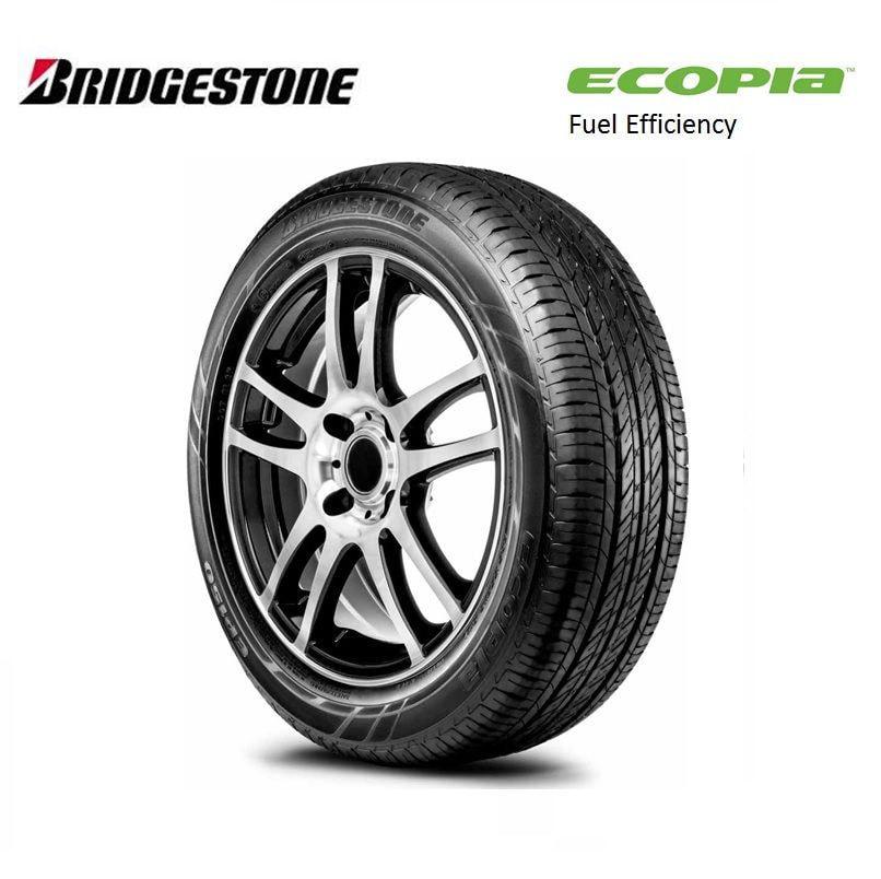Bridgestone Ecopia 175/65-14 Ban Mobil [Free Pasang Balance Nitrogen]