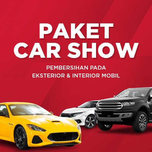 Paket Car Show