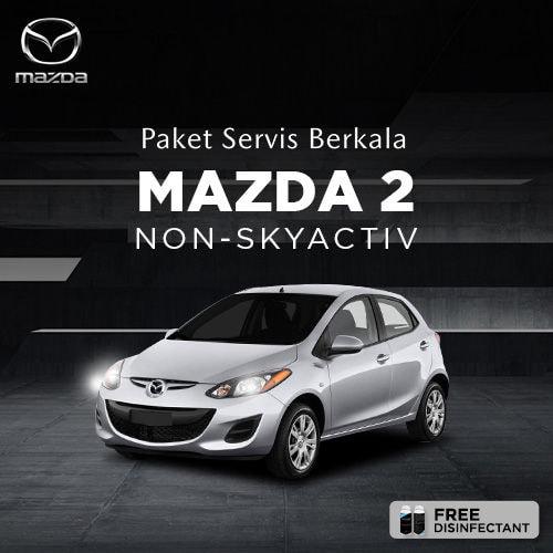 Servis Berkala Mazda 2 Non Skyactiv