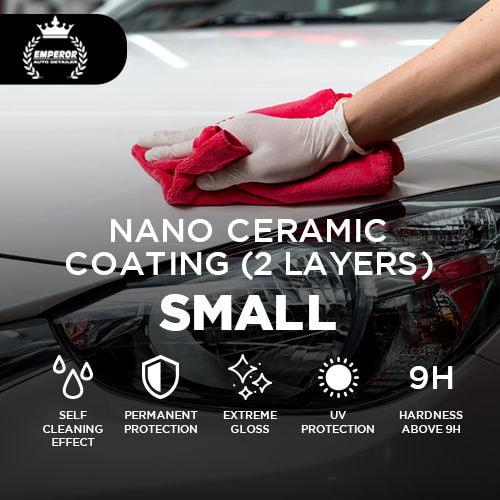 Nano Ceramic Coating (2 Layers)