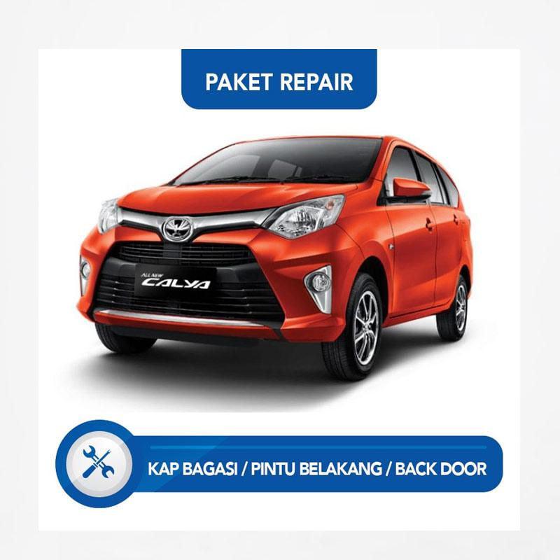 Subur OTO Paket Jasa Reparasi Ringan & Cat Kap Bagasi - Pintu Belakang Mobil for Toyota Calya