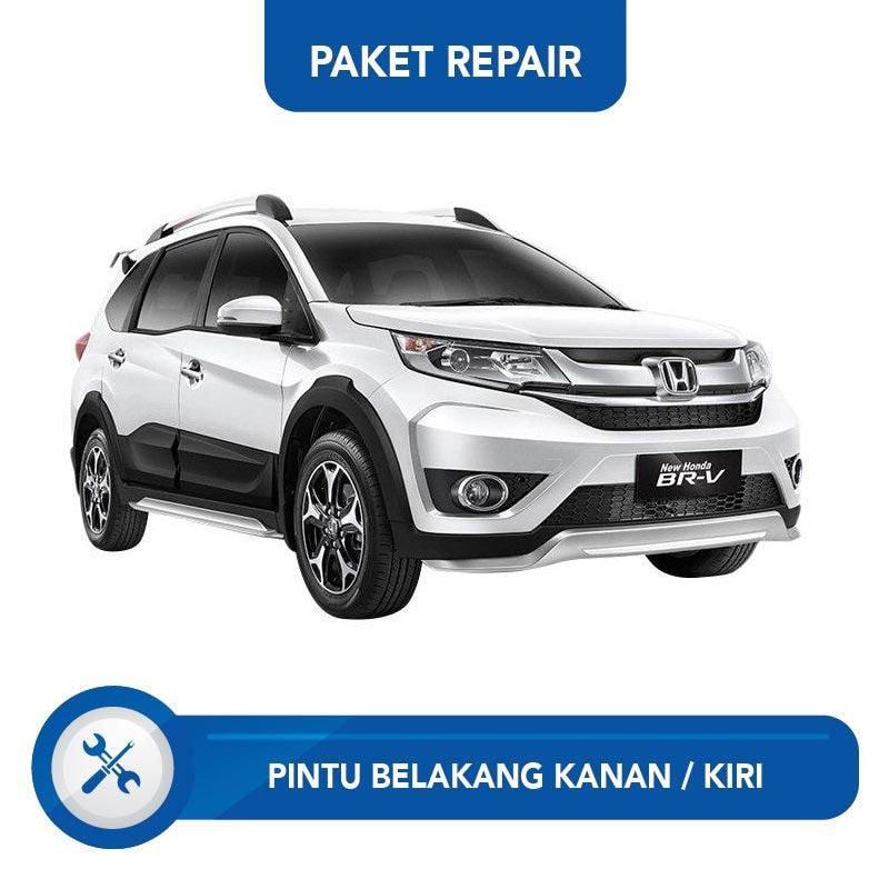Subur OTO Paket Jasa Reparasi Ringan & Cat Mobil for Honda BRV [Pintu Belakang Kanan dan Kiri]