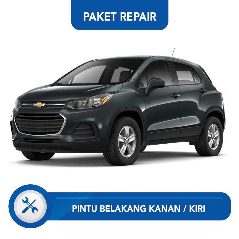 Subur OTO Paket Jasa Reparasi Ringan & Cat Mobil for Chevrolet Captiva [Pintu Belakang Kanan dan Kiri]