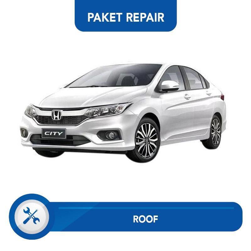 Subur OTO Paket Jasa Reparasi Ringan & Cat Mobil for Honda City [Roof]