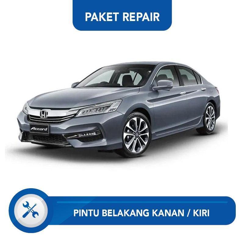Subur OTO Paket Jasa Reparasi Ringan & Cat Pintu Belakang Kanan atau Kiri Mobil for Honda Accord