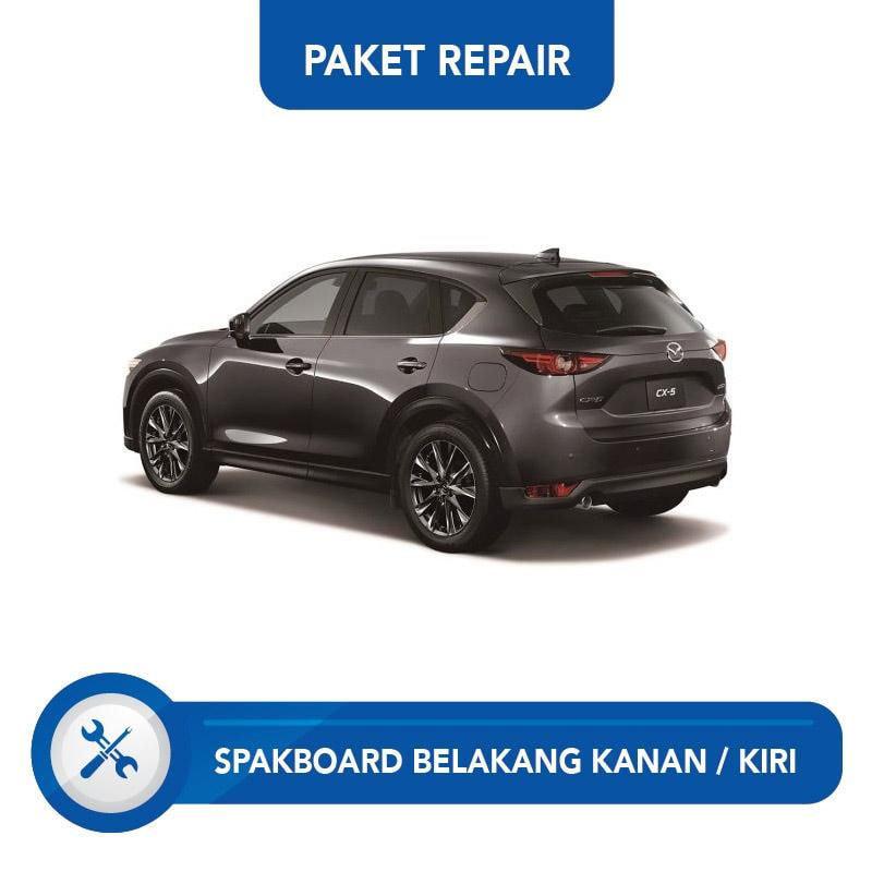 Subur OTO Paket Jasa Reparasi Ringan & Cat Spakbor Belakang Kanan atau Kiri for Mobil Mazda CX5
