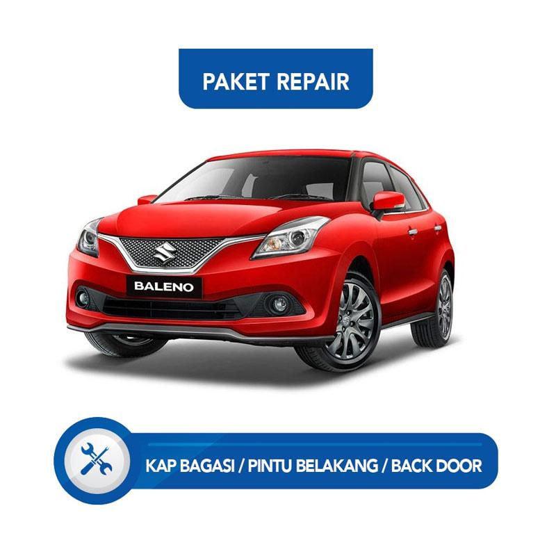 Subur OTO Paket Jasa Reparasi Ringan & Cat Kap Bagasi - Pintu Belakang for Mobil Suzuki Baleno