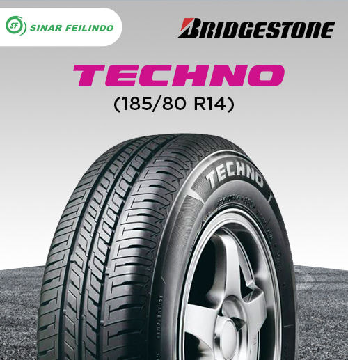Bridgestone Techno 185/80 R14