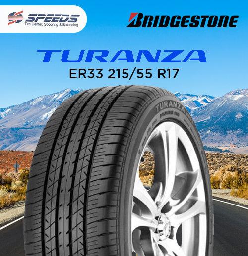 Ban Turanza ER33 215/55 R17