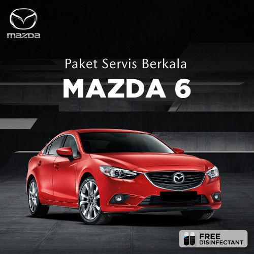 Servis Berkala Mazda6