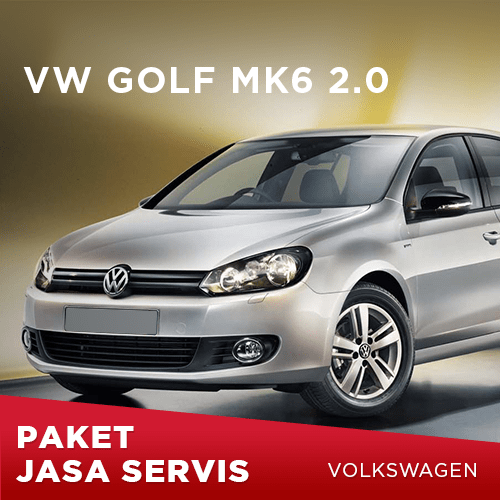 Servis Berkala VW Golf MK6 2.0 TSI