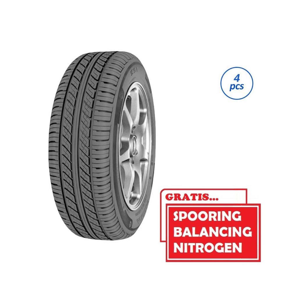 Achilles 122 195-65 R15 91H SP Ban Mobil [Gratis Pasang, Spooring Balance & Nitrogen]