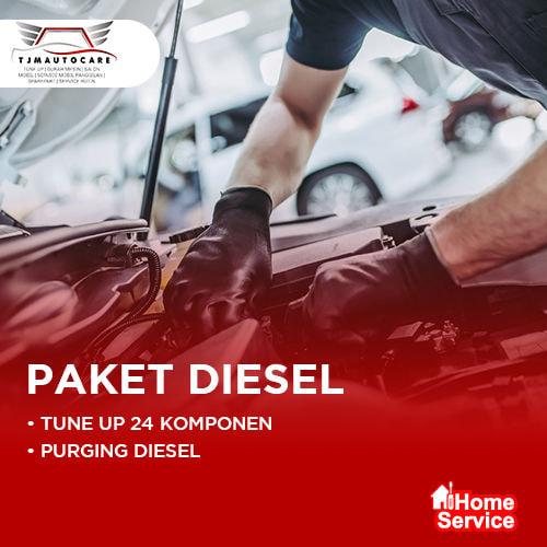 Home Service - Paket Diesel