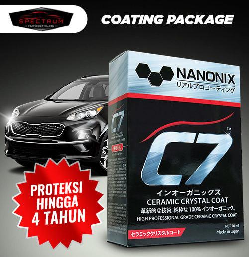 Nanonix C7 Coating Package