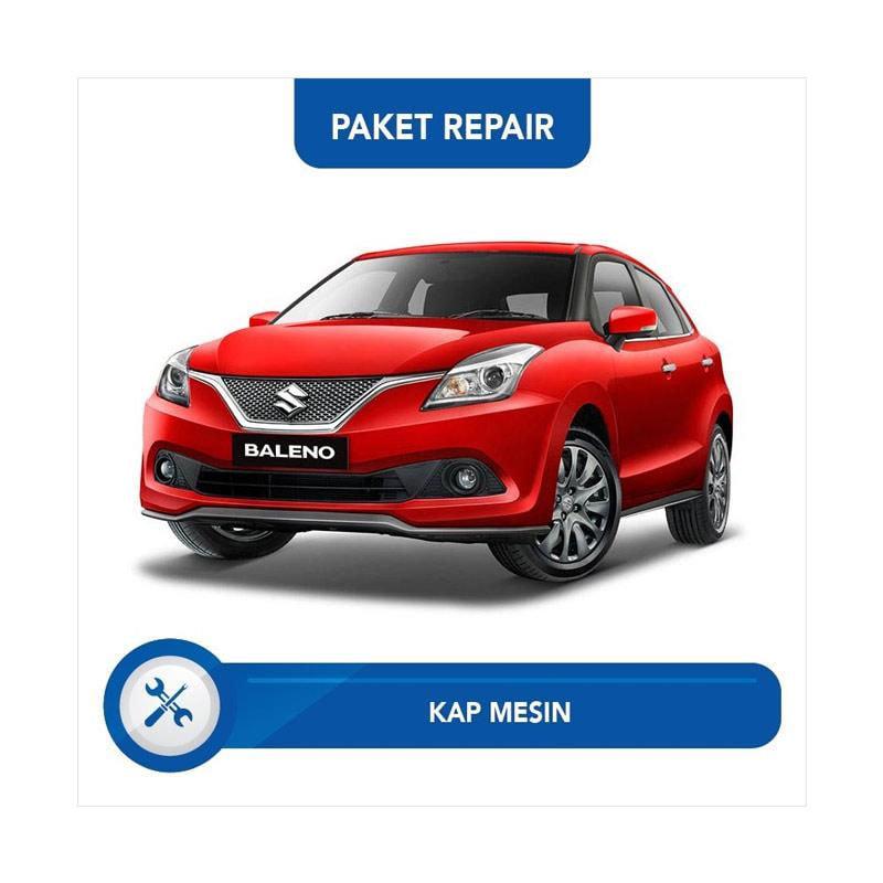 Subur OTO Paket Jasa Reparasi Ringan & Cat Kap Mesin Mobil for Suzuki Baleno