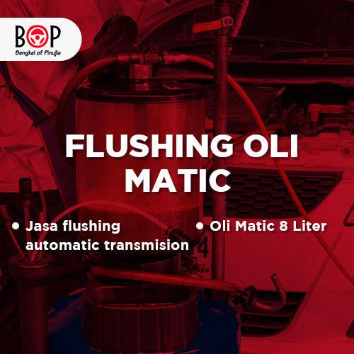Flushing Oli Matic