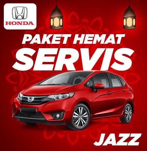 Paket Hemat Servis [Jazz]