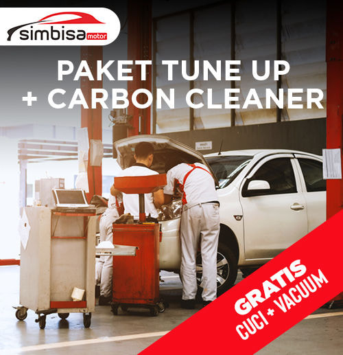 Promo Tune Up +++ Carbon Cleaner