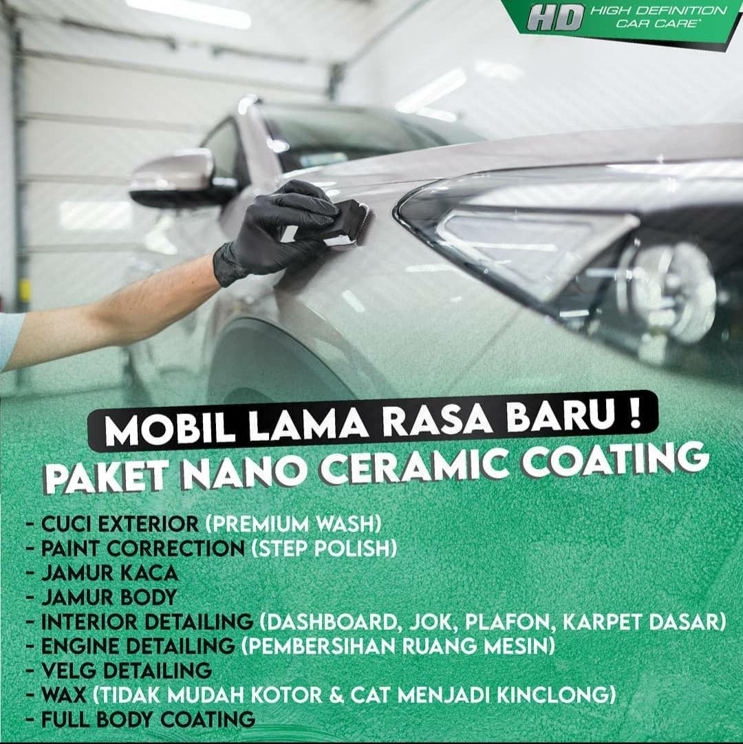 HD Nano Ceramic