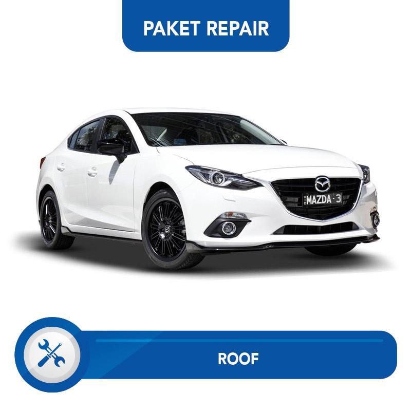 Subur OTO Paket Jasa Reparasi Ringan & Cat Roof for Mobil Mazda 3