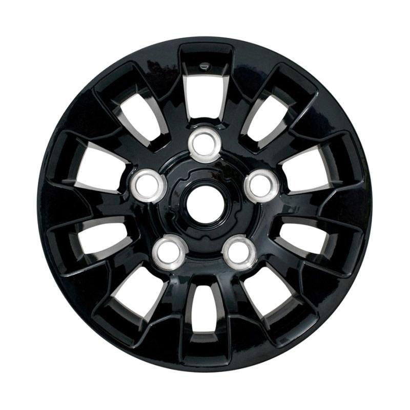 BRITPART Sawtooth Wheel Alloy 16 x 7.0 5H 165.1 ET20 Velg Mobil for Land Rover Defender / Series / Range Wheel