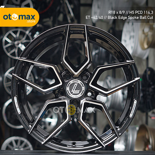 Lenso Conquista Corsa R18 [Black]