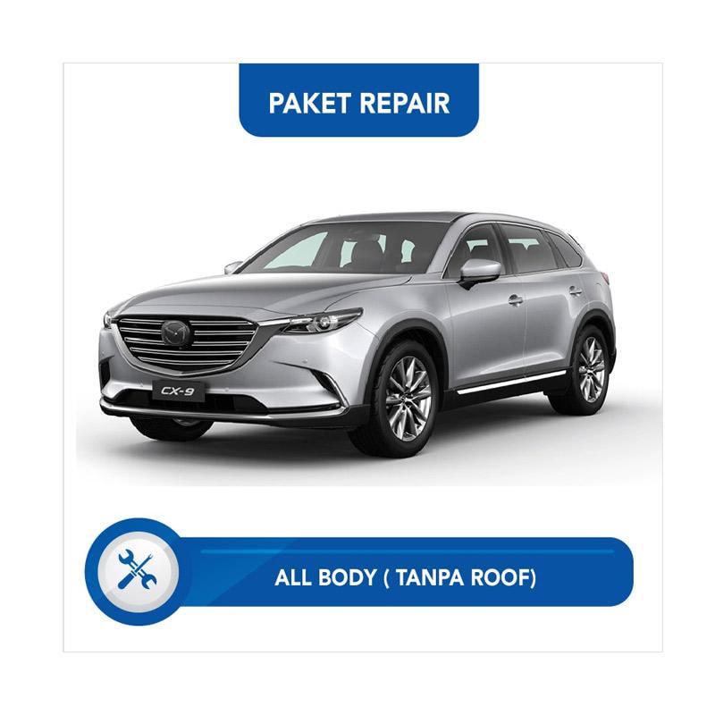 Subur OTO Paket Jasa Reparasi & Cat Mobil Mazda CX9 [All Body Tanpa Roof]