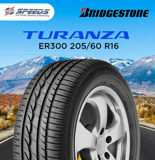 Ban Turanza ER300 205/60 R16