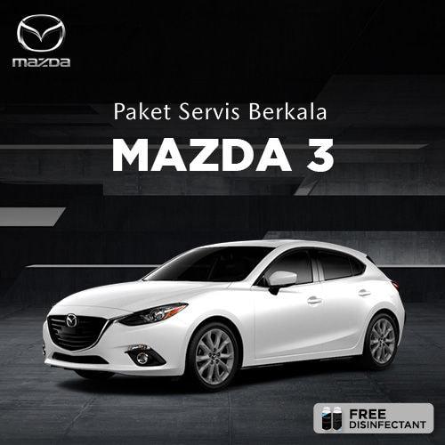 Servis Berkala Mazda3