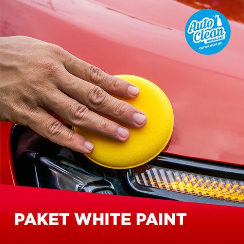 Paket White Paint