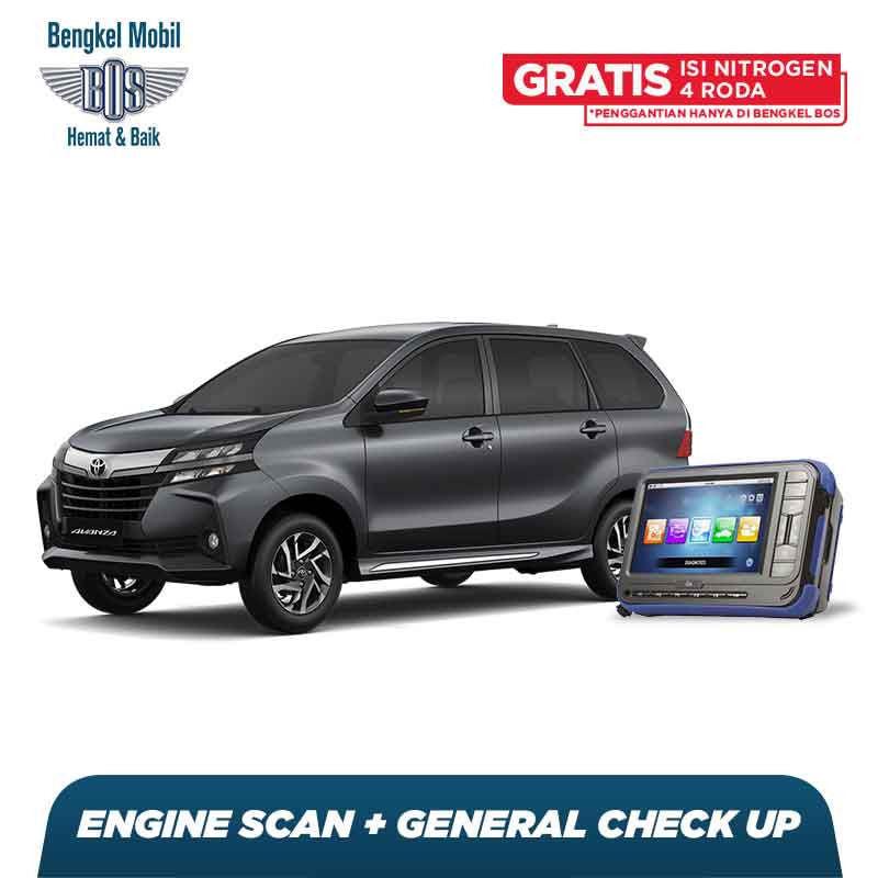 General Checkup + Engine scan