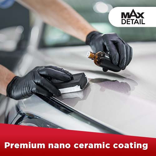 Premium Nano Ceramic Coating