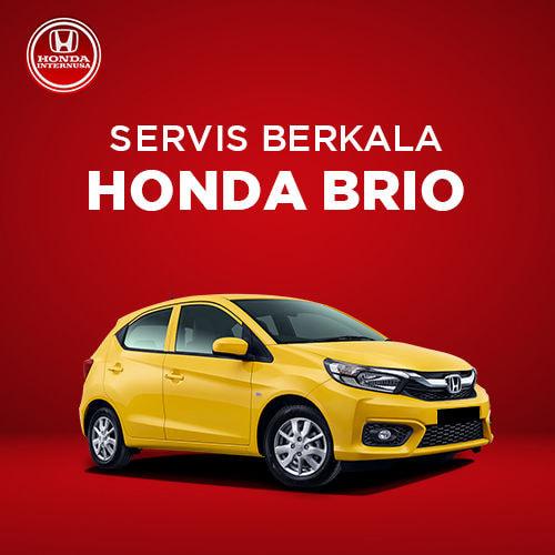 Servis Berkala Honda Brio