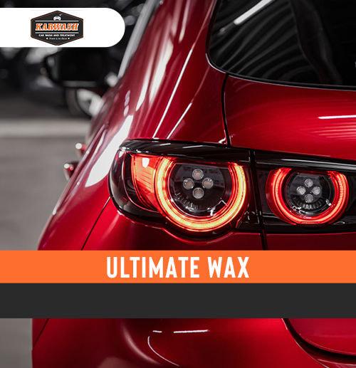 Ultimate Wax