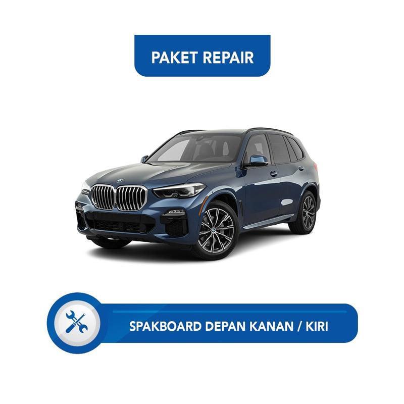 Subur OTO Paket Jasa Reparasi Ringan & Cat Spakbor Depan Kanan atau Kiri Mobil for BMW X5