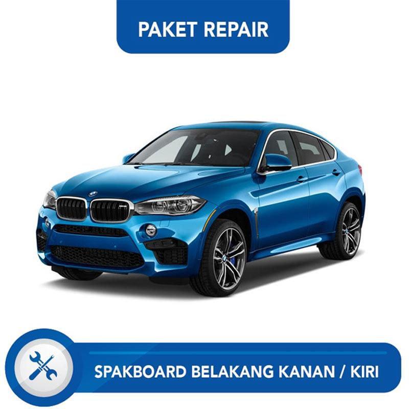 Subur OTO Paket Jasa Reparasi Ringan & Cat Spakbor Belakang Kanan atau Kiri for Mobil BMW X6